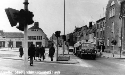 Alte Feuerwache am Vögenteich in Rostock