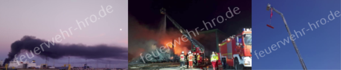 Feuerwehr Rostock