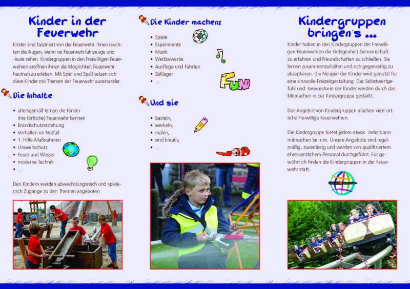 Kinderfeuerwehr in Rostock