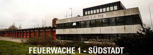 Berufsfeuerwehr Rostock - Südstadt (Feuerwache 1)