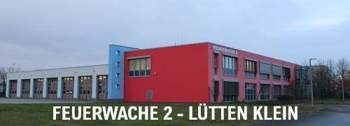 Berufsfeuerwehr Rostock - Lütten Klein (Feuerwache 2)