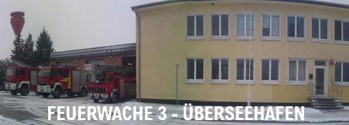 Berufsfeuerwehr Rostock - Überseehafen (Feuerwache 3)