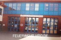 Gerätehaus von der Freiwilligen Feuerwehr Rostock - Warnemünde