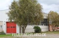 Gerätehaus von der Freiwilligen Feuerwehr Rostock - Groß Klein