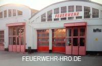 Gerätehaus von der Freiwilligen Feuerwehr Rostock - Stadt-Mitte