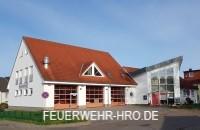 Gerätehaus von der Freiwilligen Feuerwehr Rostock - Gehlsdorf