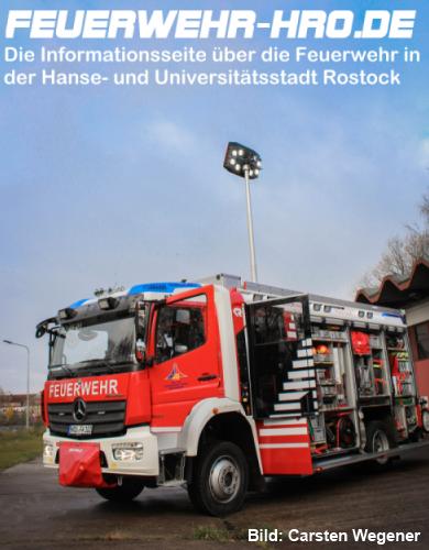 Berufsfeuerwehr Rostock - Südstadt